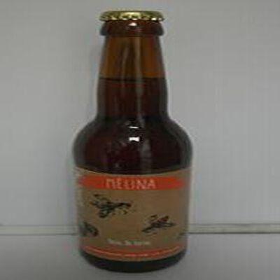 Bière de Lozère au miel de châtaigne Mélina BRASSEURS DE LA JONTE 5.5% Vol., 33cl