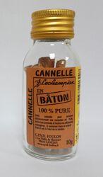 Cannelle en bâtons 10 g Lechampion