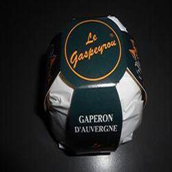 Le Gaspeyrou Lait pasteurisé 24%MG fromagerie artisanale de Bergonne 350G