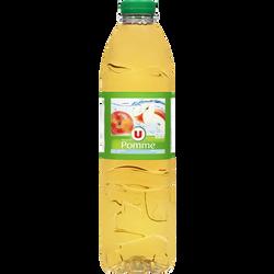Boisson à base d'eau de source aromatisée au jus de pomme U, 1,5l