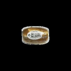 Oeuf de bolduc, 20mx4,8mm, coloris assortis