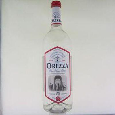 Eau minérale naturelle dégazéifiée de Corse OREZZA,1l