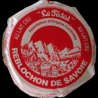 """Reblochon laitier AOP au lait cru """"Le Pédat"""", 27%MG,"""