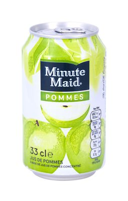 MINUTE MAID POMME BTE 33CL
