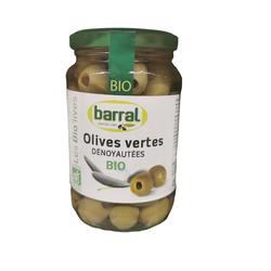 37cl olives vertes denoyautees EPICURE Sélection