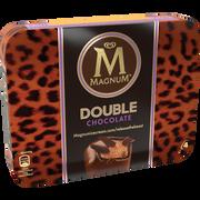 Magnum Magnum Double Chocolat, X4