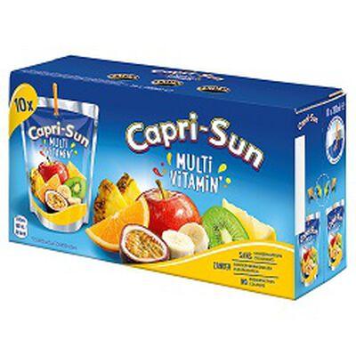Boisson multiviaminé, CAPRI-SUN, 10x20cl
