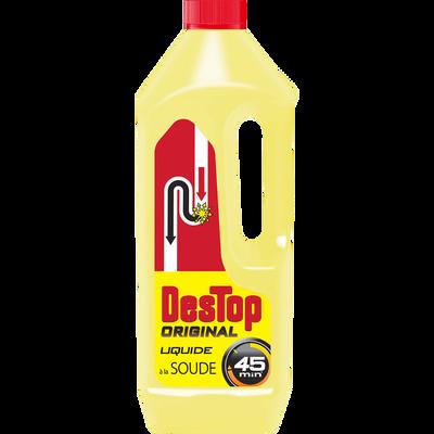Déboucheur liquide pour canalisations DESTOP, 1l