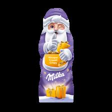 Milka Père Noël Pétillant Chocolat Au Lait , 100g
