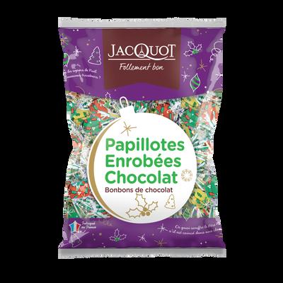 Papillotes enrobées chocolat JACQUOT coussin 940g