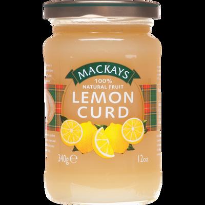 Confiture de lemon curd LES COMTES DE PROVENCES, pot de 340g