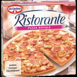 Pizza ristorante royale DR OETKER, boite de 350g