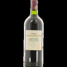 Haut Médoc Cru bourg. rouge AOC Ch.Cambon la Pelouse, bouteille de 1,5L