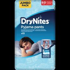 Huggies Culottes Drynites 8-15 Boys Disney Huggies X13 (27-57kg)