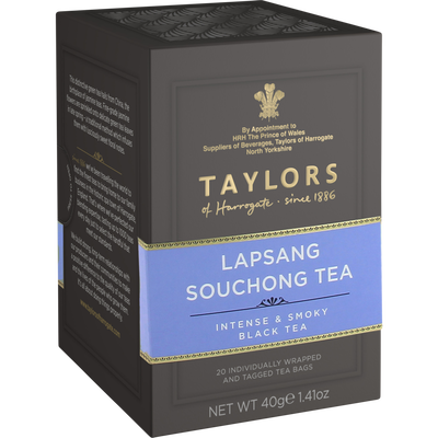 The lapsang souchong 20sts 50g