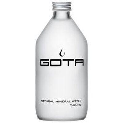 Eau minérale naturelle Gota 50cl