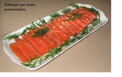 FILET SAUMON GRAVLAX