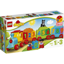 Ferrero Le Train Des Chiffres Lego Duplo