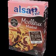 Alsa Moelleux Marbré Alsa, Boîte De 435g