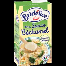 Sauce Béchamel UHT BRIDELICE, 50cl