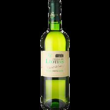 """Vin blanc AOC """"Château des Léotins"""", 75cl"""