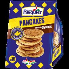 Pancakes aux pépites de chocolat, PASQUIER, 10x350g