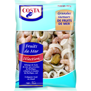 Costa Mélange De Fruits De Mer Costa, 360g