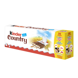 KINDER country, 2x10