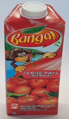 BANGA CERISE PAYS (ACEROLA) BRICK 1L