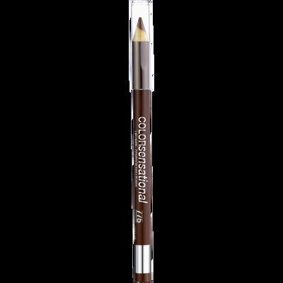 Rouge à lèvres color sensational crayon lèvres 775 copper brown GEMEY MAYBELINE, nu