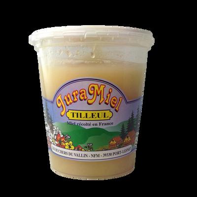 Miel de tilleul de Franche-Comté JURA MIEL, 500g