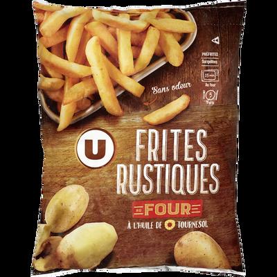 Frites rustiques au four U, 1kg