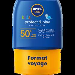 Pocket enfants protect and play spf50 NIVEA sun flacon 50ml