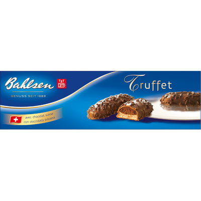 Biscuits Suisses Truffet BAHLSEN, 100g