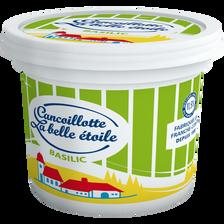 Cancoillotte basilic au lait pasteurisé POITREY 11,5%MG 250g