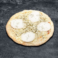 Pizza 4 fromages fabrication