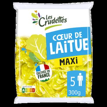 Les Crudettes Coeur De Laitue, Les Crudettes, Sachet, 300g