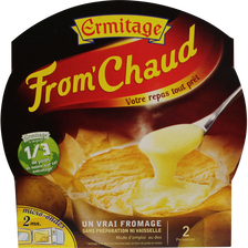 Fromage au lait pasteurisé From'Chaud, 27%MG, ERMITAGE, 200g