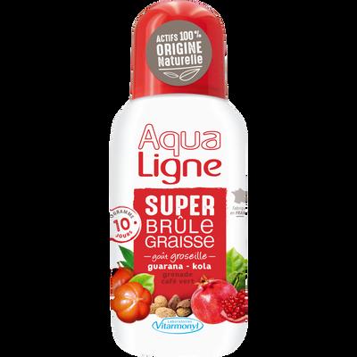 Aqual super brûle graisse goût groseille