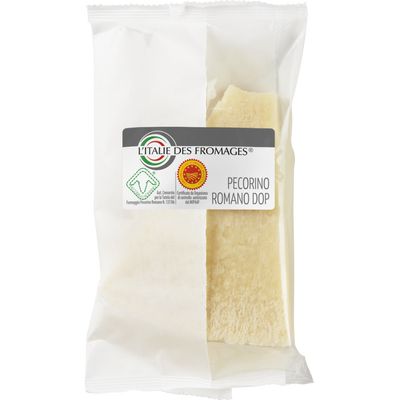 Pécorino romano DOP lait thermisé de brebis, 32% de MG, take away de 200g