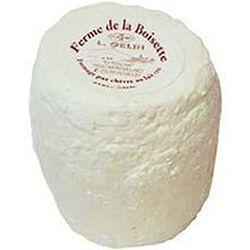 Le Boisettin égoutté pur chèvre au lait cru FERME DE LA BOISETTE, 40%MG, 340g