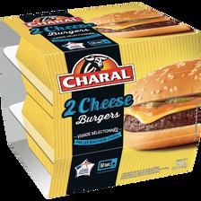 Charal Cheeseburger , 2x145g