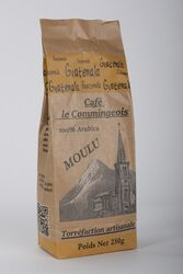 CAFE MOULU GUATEMALA LE COMMINGEOIS 250G