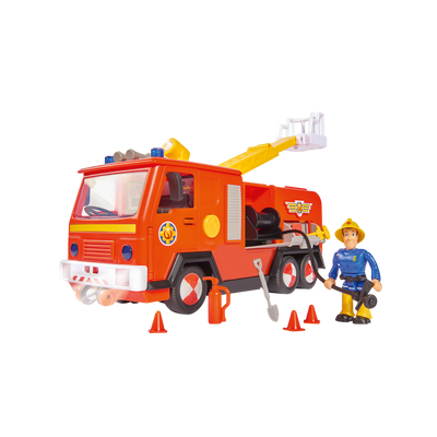 Sam le pompier - Camion pompier jupiter SMOBY
