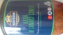 AXOA DE CANARD 750G
