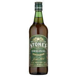 Boisson alcoolisée à base de gingembre, STONE'S, 75cl