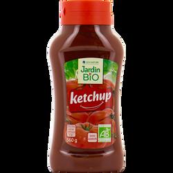 Ketchup bio JARDIN BIO, 500g