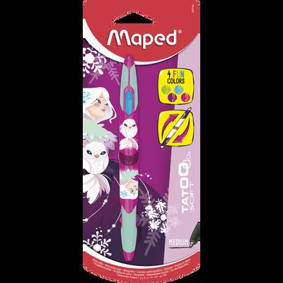 Stylo bille Tatoo Princesse MAPED