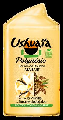 Douche Polynésie vanille & fleur de jojoba Ushuaïa flacon de 250ml