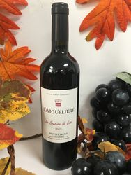 AOP Languedoc - Domaine l'Aiguelière - Le Sourire de Lise rouge